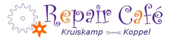 Repair Café Kruiskamp-Koppel