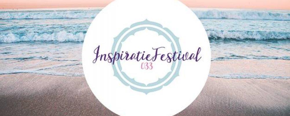 InspiratieFestival033: gezondheid, duurzaamheid en persoonlijke ontwikkeling