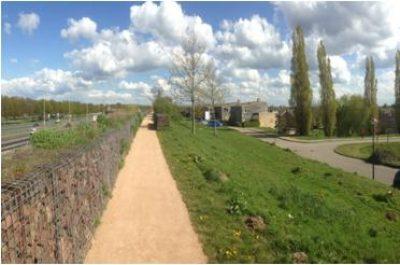 Masterplan groene geluidswal A1, Amersfoort