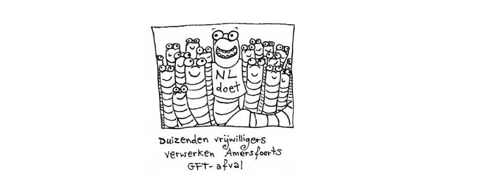 Stadswormerij vindt een plekje op Vinkenhoef