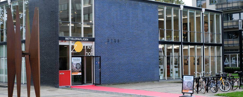 Exposities over de toekomst van Amersfoort in Rietveld-paviljoen