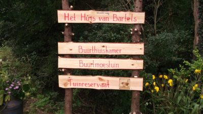 Huis van Bartels – ontmoetingsplek voor jong en oud in een groene omgeving